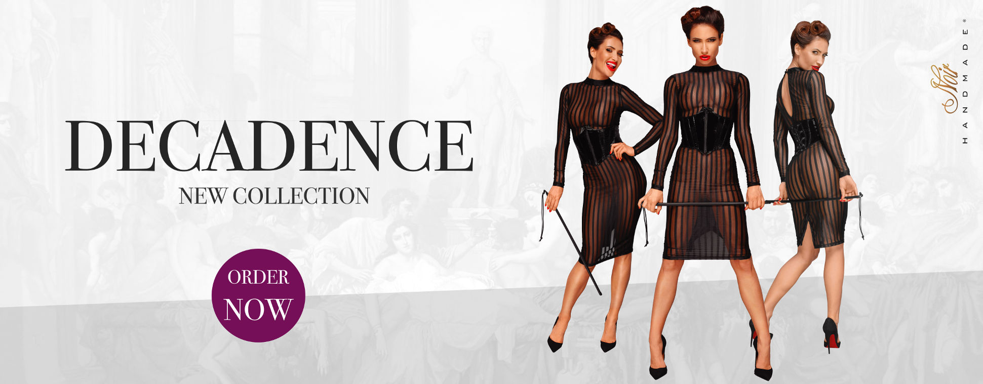 Collection DECADENCE