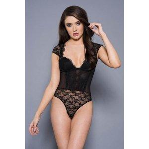 Body Sexy Noir 80062 de face