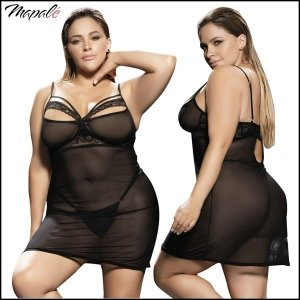 Nuisette grande taille Mapalé 7370X