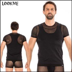 T-shirt Midnight noir