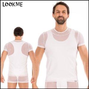 T-shirt Midnight Blanc