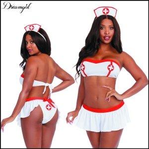 Déguisement sexy d'infirmière