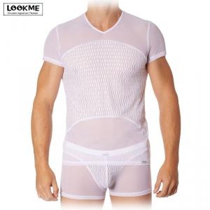 T-Shirt Temptation Blanc
