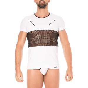 T-shirt Blanc Urban