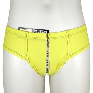 Shorty Jaune Sunlight de face