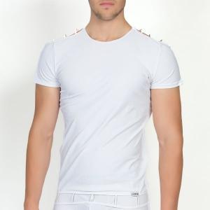 T-Shirt Marker Blanc LookMe