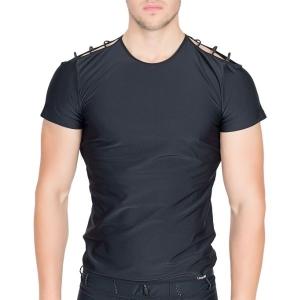 T-Shirt Marker Noir LookMe