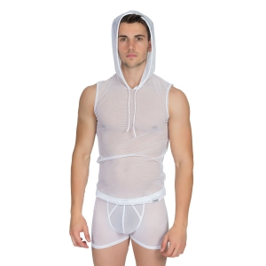 T-Shirt Malibu 2 Blanc LookMe