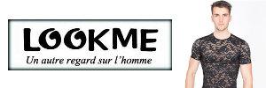 Marque LOOKME - Lingerie sexy pour Homme