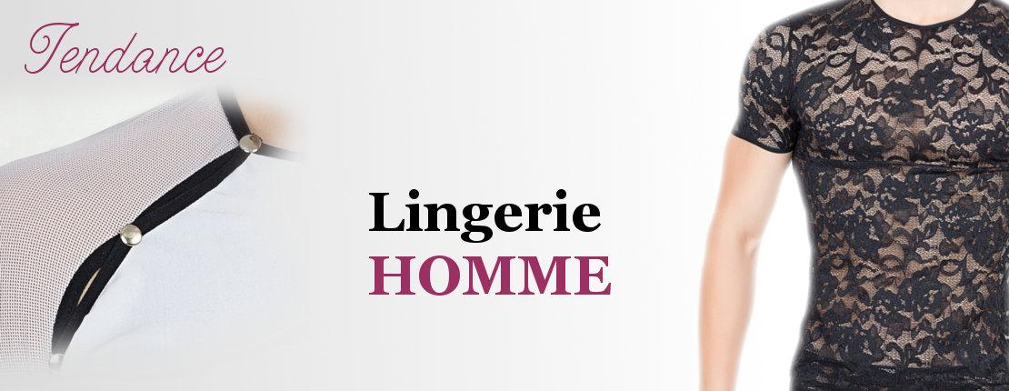 Lingerie homme - Click Boutique Homme