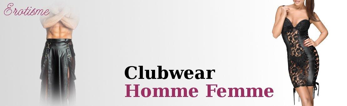 Clubwear pour homme et femme